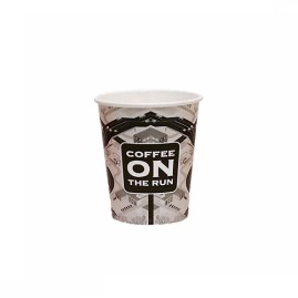 Kubek papier Coffee On The Run 300ml 100szt.